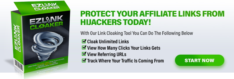 Protect Your Affiliate Links Now!